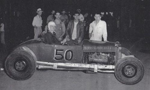 Blanot Roadster - 1950