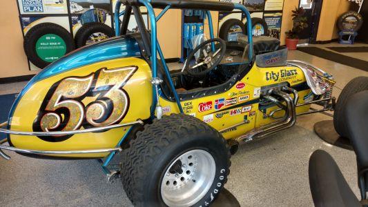 Gene Pacheco #55 Pikes Peak Car