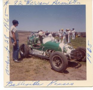 Warren Hamilton At  Belleville 65109