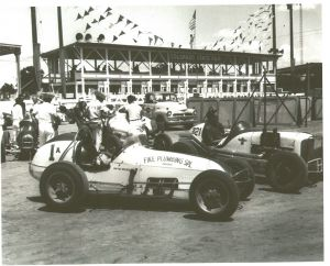1958 Colorado State Fair -  Arizona's Wayne Wieler