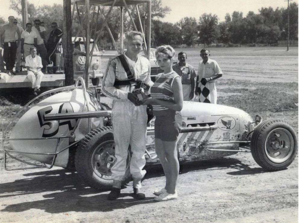 Three  Time  winner  Gordon  Herring