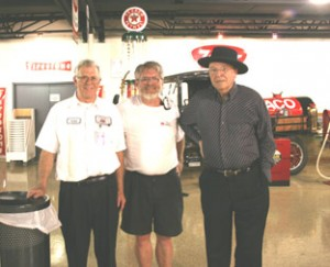 web for intro to hall of fame John Mackichan, Jerry Brown and Speedy Bill Smith