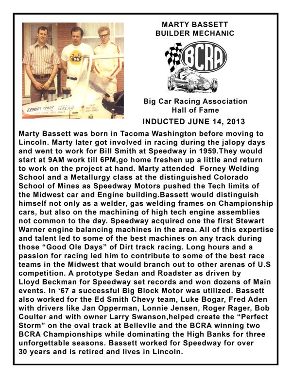 Marty-Bassett plaque copy