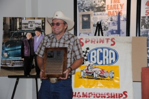 2014 bcra hall of fame web  Gordy Hicks for Sammy Swindell 084